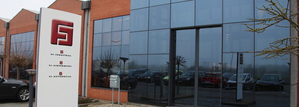 FJ industries facade