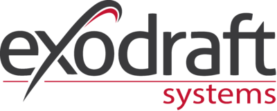 Exodraft Systems logo