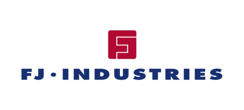 FJ industries logo