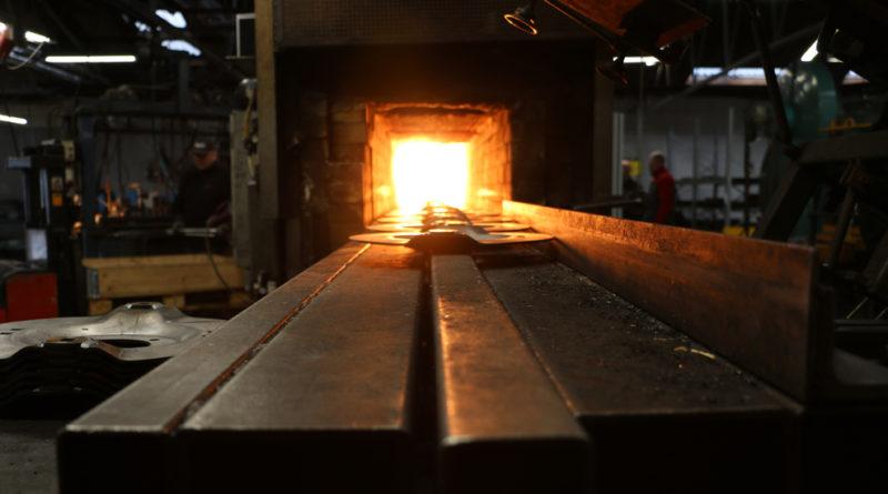 brænde ovn fra Kverneland