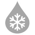 koldt vand ikon